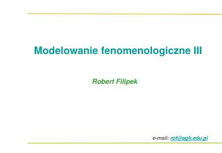 e-mail:  rof@agh.edu.pl