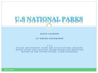 U.S National Parks