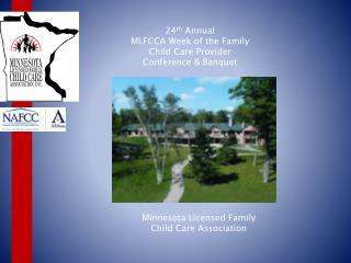 Minnesota Licensed Family Child Care Association