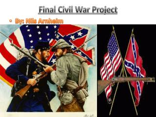 Final Civil War Project