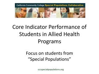 c ccspecialpopulations.org