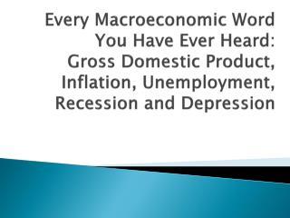 Microeconomics vs. Macroeconomics