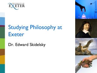 Studying Philosophy at Exeter