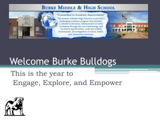 Welcome Burke Bulldogs