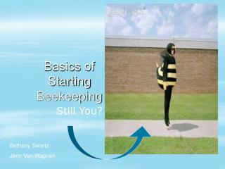 Basics of Starting Beekeeping
