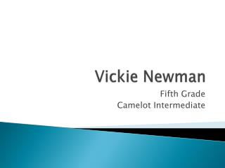 Vickie Newman