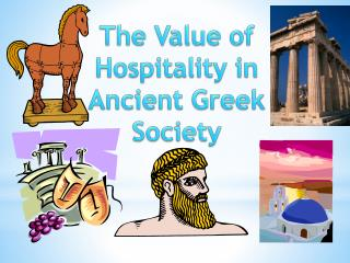 The Value of Hospitality in Ancient Greek Society