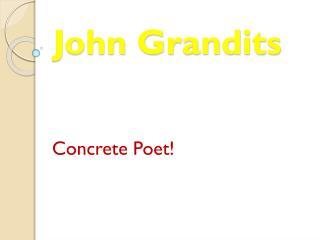 John Grandits