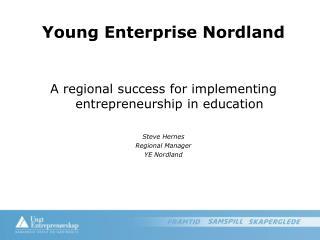 Young Enterprise Nordland