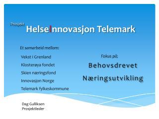 Helse I nnovasjon Telemark