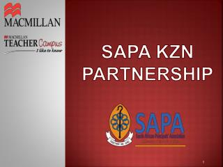 SAPA KZN PARTNERSHIP