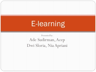 eLearning goes social