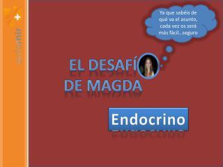 EL DESAFÍ DE MAGDA
