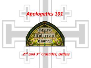 Apologetics 101