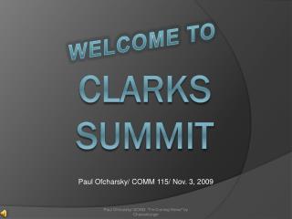 CLARks summit