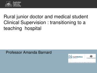 Professor Amanda Barnard