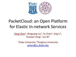 PacketCloud : an Open Platform for Elastic In-network Services