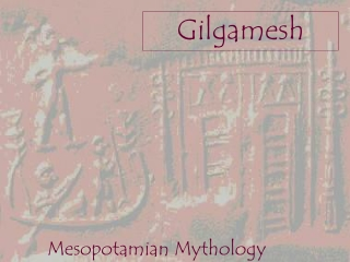 Epic of Gilgamesh: Tablets 6-11