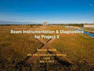 Beam Instrumentation & Diagnostics for Project X