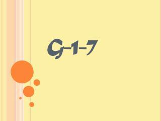 G-1-7