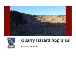Quarry Hazard Appraisal