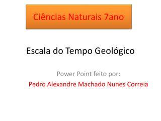 Escala do Tempo Geol�gico