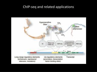 ChIP-seq  and related applications