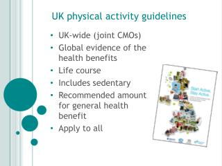 UK  physical activity  g uidelines