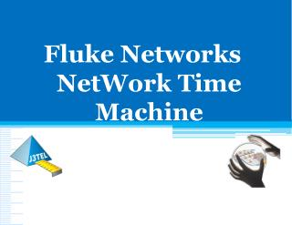 Fluke Networks NetWork  Time Machine