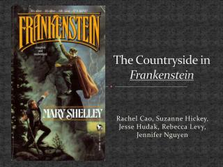 The Countryside in  Frankenstein