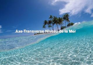 Axe Transverse Niveau de la Mer