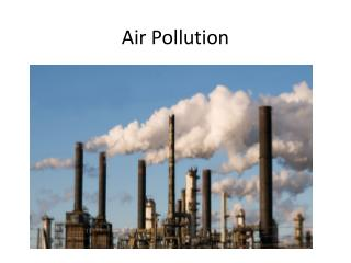 effects of pollution on historical monuments Nihon eiseigaku zasshi 201772(3):159-165 doi: 101265/jjh72159 health  effects of air pollution: a historical review and present status [article in.