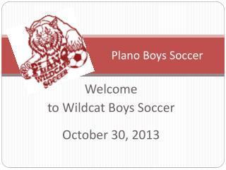 Plano Boys Soccer