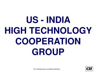 Confederation of Indian Industry US - INDIA