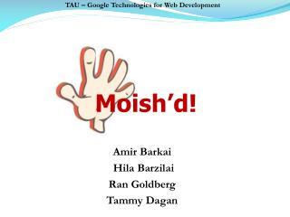 TAU  –  Google Technologies for Web Development