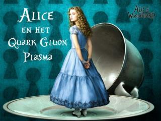 ALICE  en het Quark Gluon Plasma