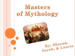 Masters  of Mythology