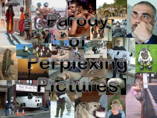 Parody o f Perplexing Pictures