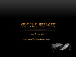 Reptile refugee