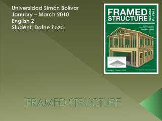 FRAMED STRUCTURE