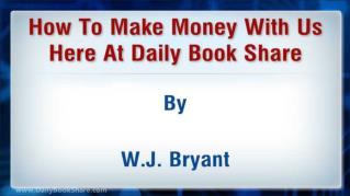 ppt 4607 How To Make Money With Us Here At Daily Book Share