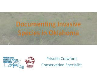Documenting Invasive Species in Oklahoma