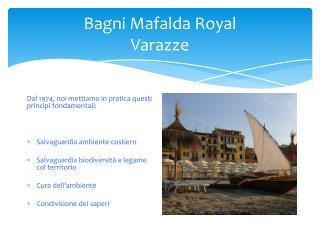 Bagni  Mafalda  Royal  Varazze