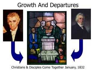 Growth And Departures