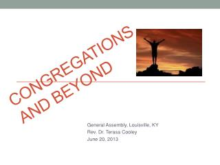 Congregations and Beyond