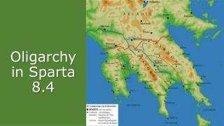 Oligarchy in Sparta 8.4