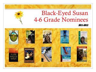 Black-Eyed Susan 4-6 Grade Nominees