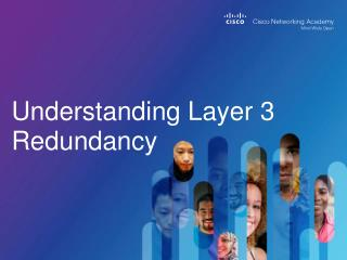 Understanding Layer 3 Redundancy