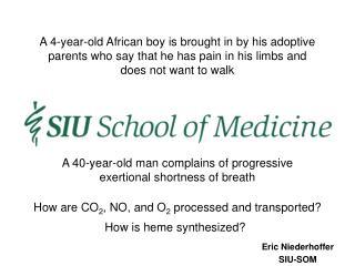 Eric Niederhoffer SIU-SOM