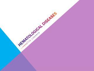 Hematological Diseases